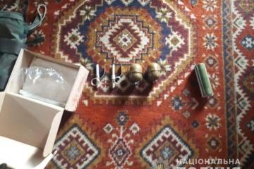 Detonation der Handgranate in Krywyj Rih: Drei Polizisten und 61-jähriger Mann verletzt