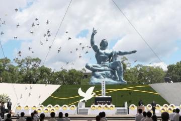 L'ONU appelle à abolir « les armes les plus meurtrières jamais créées » 76 ans après le bombardement atomique de Nagasaki