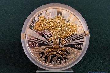 30 Jahre der Unabhängigkeit: Nationalbank gibt vier Gedenkmünzen und eine Anlagemünze aus