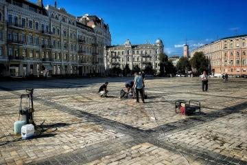 Les autorités de Kyiv portent plainte contre Red Bull pour un événement de drift illégal sur la place de Sainte-Sophie