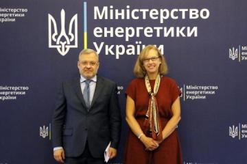 Ukraine, U.S. should deepen strategic energy dialogue – energy minister
