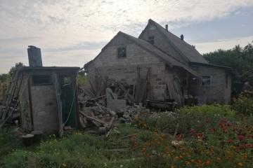 Donbass : un vieil homme tué lors d'un bombardement