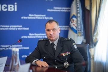 Oberst Iwan Wyhiwskyj wird neuer Polizeichef von Kyjiw