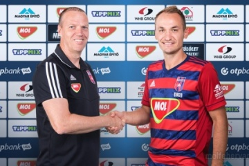Ukrainian footballer Makarenko moves from Anderlecht to Fehervar