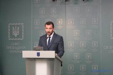 Selenskyjs Sprecher erläutert Erklärung des Vizepremiers zur Stationierung der US-Luftabwehrsysteme in Ukraine