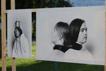 Olena Zelenska opens In visible Life photo exhibition dedicated to barrier-free environment