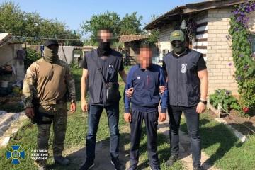 Le contre-espionnage ukrainien arrête deux ex-combattants