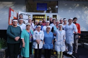 Oblast Lwiw: Medizinisches Personal im Hungerstreik für Löhne