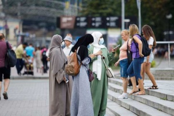 Over 40,000 tourists from Gulf countries have visited Ukraine this summer