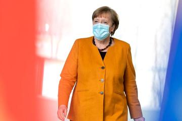 Angela Merkel se rendra à Moscou avant Kyiv
