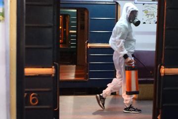 560 nuevos casos de coronavirus y 13 muertes en Kyiv