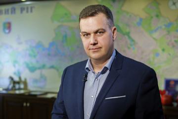 Innenministerium prüft drei Versionen des Todes von Bürgermeister Krywyj Rih