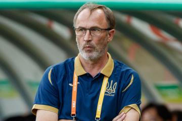 Petrakov ready to manage Ukraine until Rebrov leaves Al Ain - media