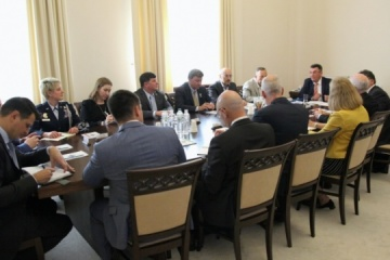 Danilov, U.S. House Armed Services Committee head discuss Ukraine-U.S. cooperation