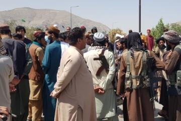Afghanistan: 12 Ukrainer auf Militärbasis gestrandet