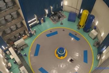 Pumpspeicherkraftwerk Dnister: Viertes Aggregat in Betrieb genommen
