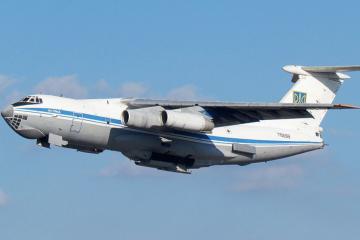Evakuierungsmission: Ukrainische Militärmaschine wartet in Muskat auf Landeerlaubnis in Afghanistan