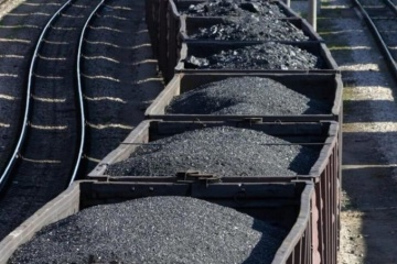 Ucrania tiene contratos para importar 4 millones de toneladas de carbón
