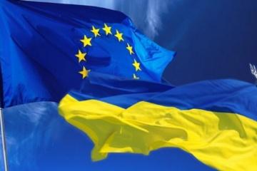 Más del 60% apoya la idea de la adhesión de Ucrania a la UE