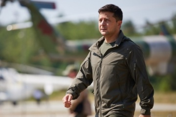 Zelensky approves strategy for development of defense-industrial complex
