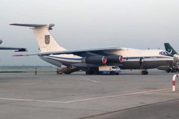 Evakuierungsmission: Ukrainische Militärmaschine aus Kabul abgeflogen
