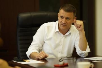 Wadym Melnyk wird Chef von Büro der wirtschaftlichen Sicherheit