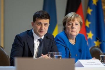 Selenskyj kündigt Gespräche zwischen den Energieministern der Ukraine, der USA und Deutschlands an