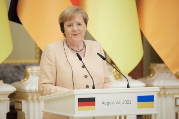 Merkel: Nord Stream 2 subject to requirements of EU's Third Energy Package