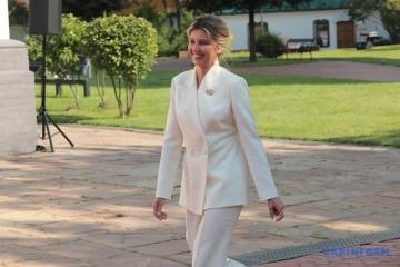 """Arranca la cumbre de Primeras Damas y Caballeros en la reserva """"Sofía Kyivska"""""""