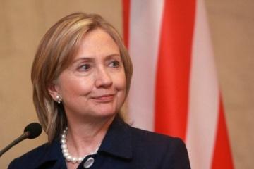 Hillary Clinton a salué le Sommet des Premières Dames et Premiers Messieurs de Kyiv