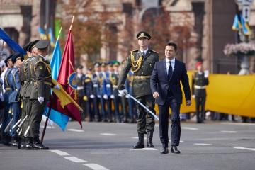 Zelensky: Ucrania recuperará lo que le pertenece