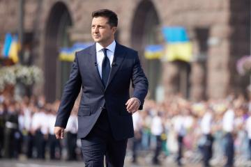 Zelensky: Ucranianos no abandonan a los suyos