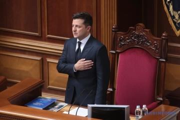 Zełenski nie zdecydował jeszcze, czy będzie kandydował na drugą kadencję