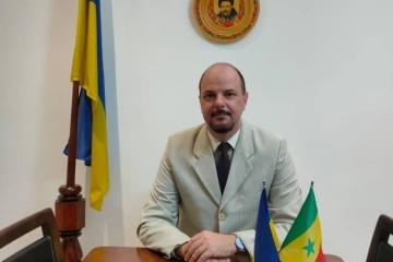 Anton Barabulia, Chargé d'affaires d'Ukraine au Sénégal : Le Sénégal reste l'un des principaux partenaires commerciaux de l'Ukraine en Afrique de l'Ouest
