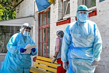 Salud notifica 727 nuevos contagios de Covid-19