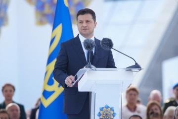 Volodymyr Zelensky exhorte à resserrer les liens entre l'Ukraine, l'OTAN et l'Union européenne