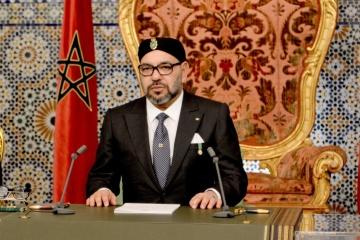Le roi du Maroc Mohammed VI a félicité l'Ukraine à l'occasion de la Jour de l'Indépendance