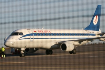 Belavia extends suspension of flights to Ukraine until Sept 30