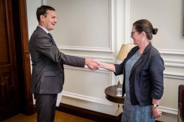 Nueva Zelanda se suma a la Declaración de la Plataforma de Crimea