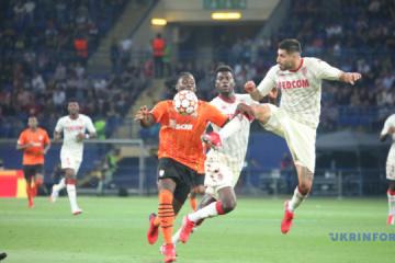Ligue des champions : le Chakhtar Donetsk élimine Monaco et rejoint la phase de groupes