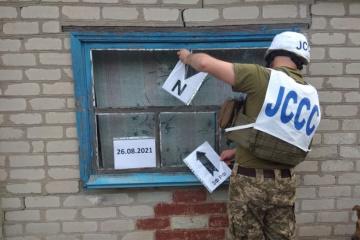 Ostukraine: Besatzer nehmen Wohnviertel von Trawnewe unter Beschuss