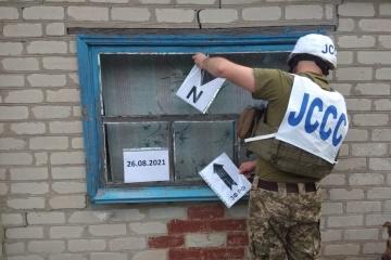Ocupantes disparan con lanzagranadas contra el sector residencial en Travneve