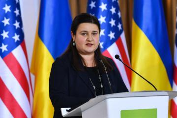 Markarova elaborates on preparation of Ukraine-U.S. Strategic Partnership Commission meeting