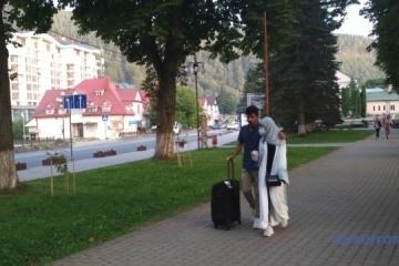 Mundo árabe, Turquía y países de la UE: 300.000 extranjeros han visitado Ucrania este año