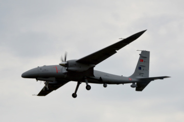 Turkish strike UAV with Ukrainian engine set to be accepted for service by security forces