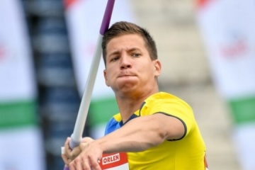 Ukraine takes silver in standing javelin at Tokyo Paralympics