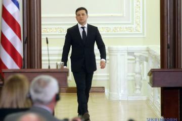 Zelensky espera una respuesta de Biden sobre el Plan de Transformación de Ucrania
