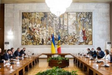 Zelensky y Sandu se reúnen en Chisinau: puntos de discusión