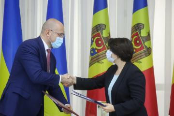 Die Ukraine und Moldawien nehmen Änderungen am Freihandelsabkommen vor