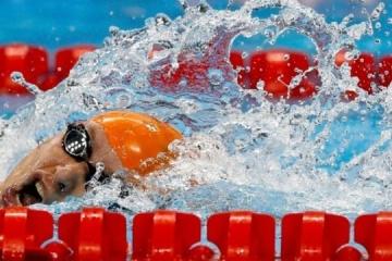 Ukrainian Mereshko wins gold at 2020 Paralympics in 100m breaststroke
